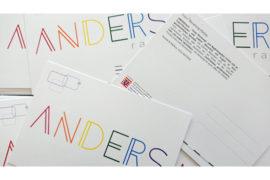 Postkarte ANDERSraum