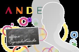 Offene Sprechstunde der Transberatung Hanau - Offene Sprechstunde im ANDERSraum - AIDS-Hilfe Hanau